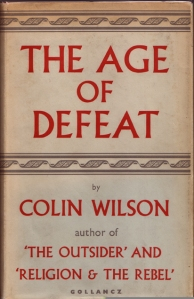 The Age of Defeat 1st